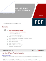 U2020 MBB V300R019C10 New Functions and Major Changes-201903