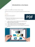 Preguntas actividades numero 1 . Conceptos introductorios a las bases de datos (2)