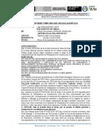 informe LICENCIA SINDICAL