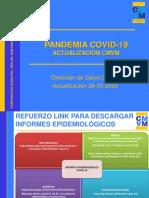ACTUALIZACIÓN COVID CMVM