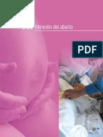 atencion del aborto