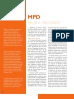 MPD atinge a maioridade (Dialógico 26)