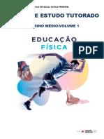 Plano de Estudo Tutorado - Educação Física Ensino Médio - E. E. Da Rua Principal