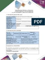Guía de actividades y rúbrica de evaluación - Fase 1 - Contextualizando la Evaluación (1).pdf