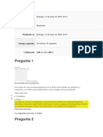 evaluacion inicial semillero de investigacion mayo