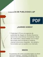 agencia de publicidad LQP.pptx