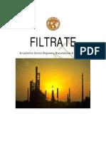 Filtrate Brochure