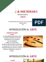 ARTE & SOCIEDAD I