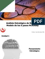 UPC - ANALISIS_ESTRATEGICO_NEGOCIOS - Modelo  de los 5 pasos Mckinsey.ppt