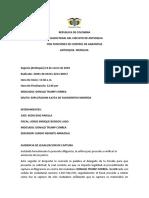 AUDIENCIA DE LEGALIZACION DE CAPTURA