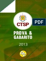 Prova-CTSP-2013