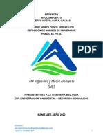 1. Informe Técnico - Estudio de Inundación Asocompuerto