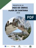 CÓDIGO DE OBRAS FEIRA DE SANTANA 2018.pdf