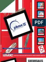 Catálogo PHASE II