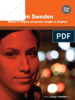 Study And Work in Sweden