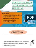 DISTRIBUCION DE AGUA- EXPO.pptx