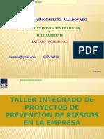 Fundamento de prevención de riesgos