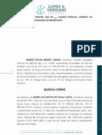 0. Queixa-Crime Ibaneis x André Luiz Bastos de Paula Costa - Legal Design (1) (1)