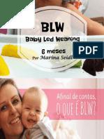 BLW - Conhecendo o método