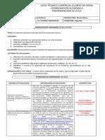 SYLLABUS SEGUNDO TRIMESTRE 5º (1)