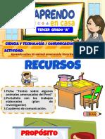 CLASE DE COMUNICACION Y CIENCIA