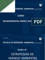 sesion 12 Alternativas de manejo ambiental