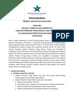 PENGUMUMAN JPT MADYA DAN PRATAMA (1)