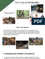impactos de la mineria