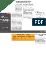 PK Tax News Aug 2008