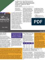 PK Tax News Fall 2009