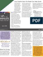 PK Tax News Jun 2008