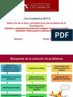 SESIÓN VIRTUAL SEMANA 4 DELIMITACIÓN - PROBLEMA.pptx