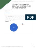 SEGUIMIENTO DIARIO DE ESTADO DE SALUD EN OBRA PARA EL PERSONAL DE LJGM Y SAYPA INGENIEROS POR COVID-19