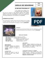 CDS   TRABAJOS CON ELECTRICIDAD # 1