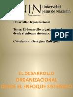 El D.O desde el Enfoque Sistemico (1)