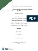 Segunda entrega gestion de proyectos