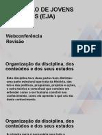 EJA- Webconferencia