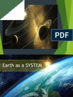 EARTH SYSTEM SLIDESHARE