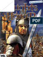 Knights of Honor - Manual - PC