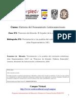 Bibliografía 2 - Proclamación a los pueblos del continente colombiano, alias hispanoamérica  1801