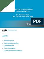 Semillero Organizaciones 5.0