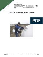 5.2 TOFD with Omniscan Procedure
