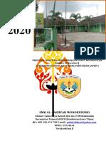 Contoh Proposal COE (pengembangan) Gupbenur