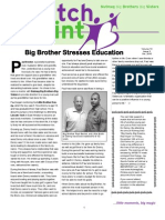 Nutmeg Big Brother Big Sisters October Newsletter