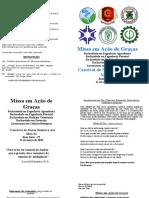 Missa de Formatura UFPI 2020