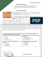 Guía de Aprendizaje Lenguaje N° 2 Abril