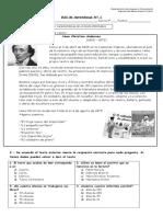 Guia de aprendizaje Lenguaje N° 1 Abril