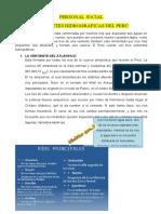 VERTIENTES HIDROGRAFICAS DEL PERU- exposicion