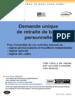 demande-retraite-personnelle