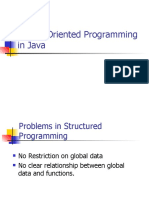 Object Oriented Programming 2